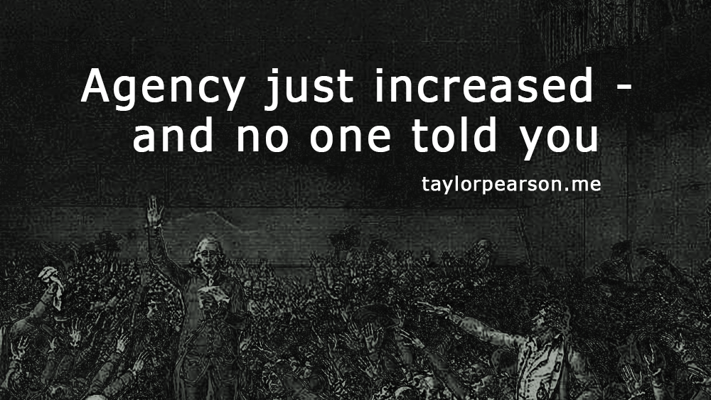 stop people taking advantage of you - TaylorPearson.me