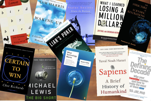 influential reads of 2015